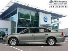 2015 Volkswagen Passat 2.0 TDI Highline  - Certified - $204.16 B/W
