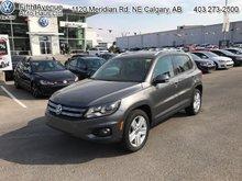 2012 Volkswagen Tiguan 2.0 TSI Comfortline  - Certified - $155.27 B/W