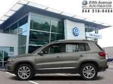 2013 Volkswagen Tiguan 2.0 TSI Comfortline  - Certified - $165 B/W