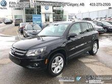 2014 Volkswagen Tiguan Comfortline  - Certified - $155.24 B/W
