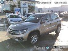 2015 Volkswagen Tiguan Trendline  - Certified - $114.97 B/W