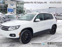 2015 Volkswagen Tiguan Comfortline  - Certified - $149.98 B/W