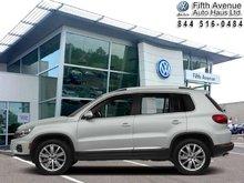 2015 Volkswagen Tiguan Trendline  - Certified - $129.56 B/W