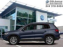 2015 Volkswagen Tiguan Comfortline  - Certified - $160.99 B/W