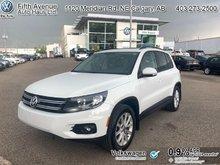 2015 Volkswagen Tiguan Comfortline  - Certified - $151 B/W