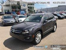2016 Volkswagen Tiguan Highline  - Certified - $214.95 B/W