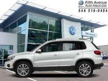 2016 Volkswagen Tiguan Comfortline  - Certified - $178.98 B/W