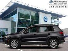 2017 Volkswagen Tiguan Highline  - R-Line Package - $259.25 B/W