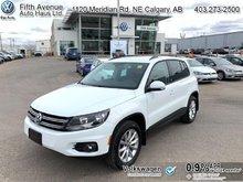 2017 Volkswagen Tiguan Wolfsburg Edition  - Certified - $200.56 B/W