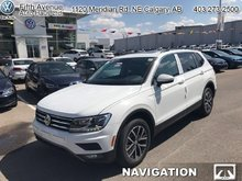 2018 Volkswagen Tiguan Comfortline 4MOTION