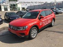 2018 Volkswagen Tiguan Trendline  - $219.88 B/W
