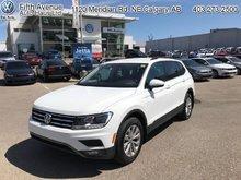 2018 Volkswagen Tiguan Trendline  - Certified - $202.50 B/W