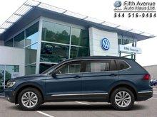 2019 Volkswagen Tiguan Trendline 4MOTION  - Certified