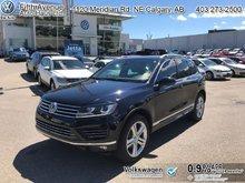 2015 Volkswagen Touareg 3.0 TDI Execline  - Certified - $419.99 B/W