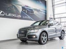 2015 Audi Q5 3.0L TDI Technik S-Line