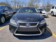 Lexus CT 200h PREMIUM / CUIR / CAMÉRA / TOIT OUVRANT 2015