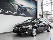 Lexus ES 300h HYBRIDE TAUX À COMPTER DE 1.9% 2015