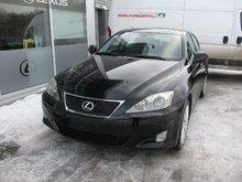 2007 Lexus IS 250 AWD, CUIR-TOIT-MAGS ET PLUS