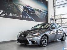 Lexus IS 250 AWD - TOIT - CAMÉRA - SIÈGES CHAUFFANTS 2015