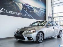 Lexus IS 300 Camera-Cuir-Taux à compter de 1.9% 2016