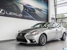 2016 Lexus IS 300 Toit-Cuir-Camera-Taux a compter de 1.9%
