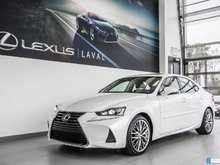 Lexus IS 300 AWD Luxe-Navigation-Taux a compter de 1.9% 2017