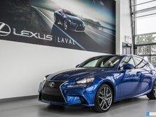 2014 Lexus IS 350 F SPORT 2 - Taux à compter de 1.9%