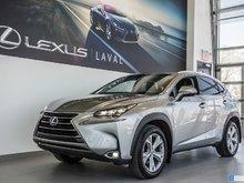 2015 Lexus NX 300h Hybride- navigation-camera-cuir-toit ouvrant