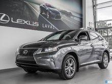 2014 Lexus RX 350 Touring-Navigation-BSM-Bluetooth-Volant Chauffant