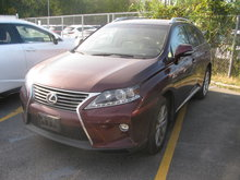 Lexus RX 350 Exécutif AWD/GPS/Camera et plus 2015
