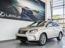 Lexus RX 350 AWD-Navigation-Caméra-Toit Ouvrant 2015