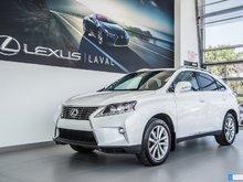 Lexus RX 350 Technologie Taux à compter de 1.9% 2015