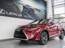 2016 Lexus RX 350 Luxury - Taux à compter de 1.9%