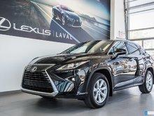 Lexus RX 350 AWD-Taux a compter de 1.9% 2017