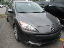 Mazda Mazda3 GX SPORT AUTOMATIQUE - SUPER PROPRE 2012