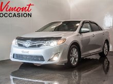 Toyota Camry Hybrid XLE GPS TOIT MAGS 2014