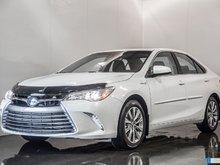 2017 Toyota Camry Hybrid XLE HYBRID + 2000$ OPTIONS!!