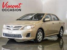2013 Toyota Corolla CE AUTOM. A/C GARANTIE PROLONGÉE