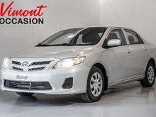 Toyota Corolla CE+A/C+PORTES ELEC+BLUETOOTH 2013