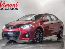 Toyota Corolla S CUIR TOIT MAGS 2014