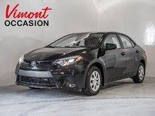 Toyota Corolla 2014+CE+A/C+GR ELEC+BLUETOOTH+DEMARREUR A DISTANCE 2014