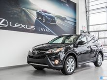 2014 Toyota RAV4 AWD-Limited-Navigation-Caméra-Cuir