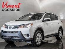 2015 Toyota RAV4 LE FWD CAMÉRA DE RECUL SIÈGES CHAUFFANTS