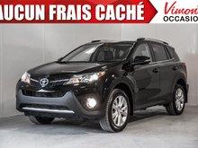 Toyota RAV4 2015+LIMITED+AWD+NAV+CUIR+SIEGES CHAUFFANTS 2015