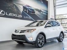 2015 Toyota RAV4 XLE-AWD-Navigation-Caméra-Toit Ouvrant
