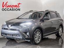 Toyota RAV4 2017 LIMITED AU PRIX D'UN 2016 2016