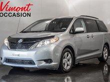 2014 Toyota Sienna LE+A/C+PORTES ELECTRIQUES+CONSOLE+BLUETOOTH