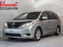 Toyota Sienna 2014+LE+8 PASSAGERS+BLUETOOTH+PORTES ELECTRIQUES 2014