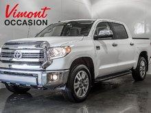 Toyota Tundra Platinum Edition 1784 2017