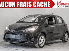 2018 Toyota Yaris Hatchback 2018+HB+LE+SIEGES CHAUFFANTS+CAMERA RECUL